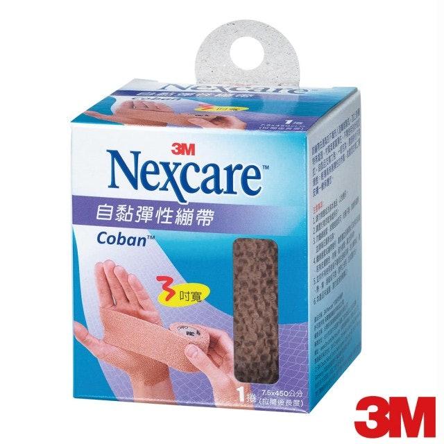3M Nexcare自黏彈性繃帶 1