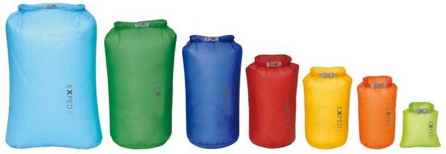 Exped Fold-Drybag UL 超輕量防水袋 1
