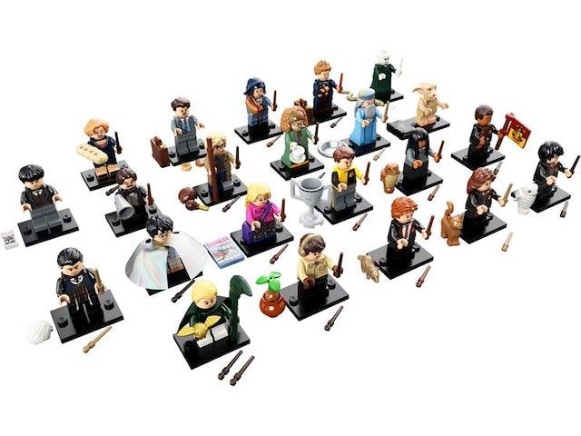 LEGO 71022 哈利波特人偶包 1