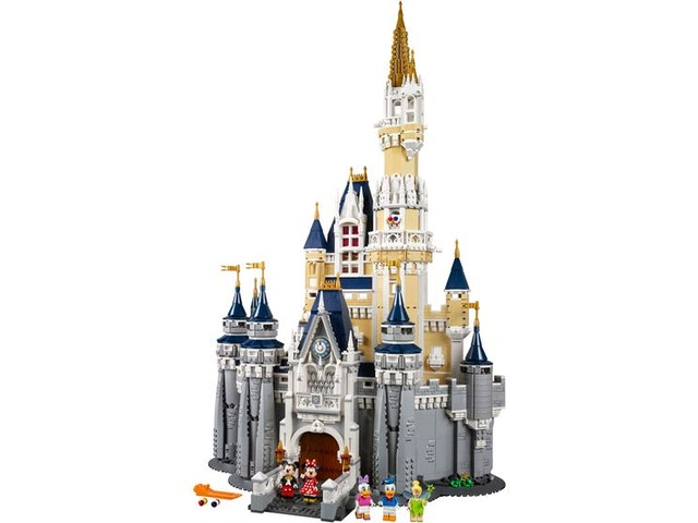 LEGO 71040 The Disney Castle 迪士尼城堡 1