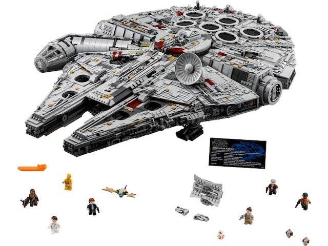 LEGO 75192 Millennium Falcon 終極蒐藏家 千年鷹 1
