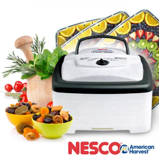 NESCO 天然食物乾燥機 FD-80 1