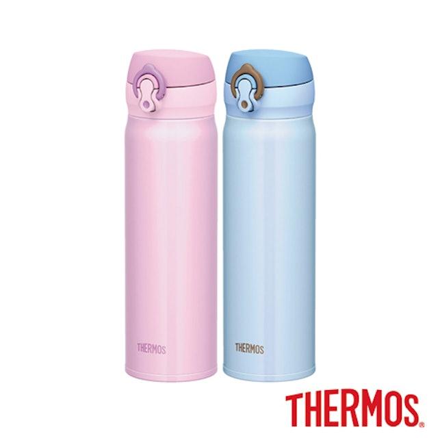 THERMOS膳魔師 超輕量不鏽鋼真空保溫瓶 JNL-500系列 1