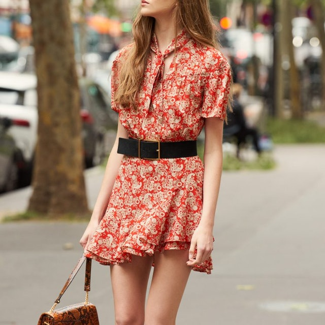 sandro Paris 短洋裝 1