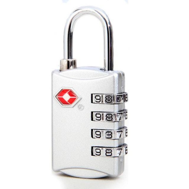 4位密碼TSA海關鎖  1