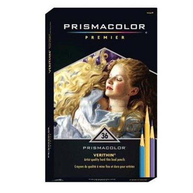 美國Prismacolor Premier系列頂級油性色鉛筆 1