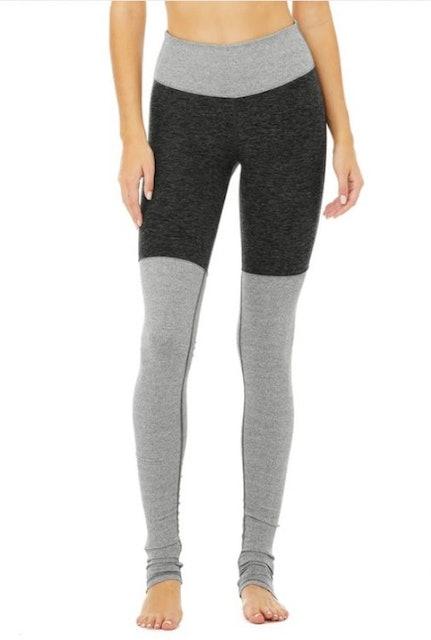 alo HIGH-WAIST ALOSOFT GODDESS LEGGING 女神系列高腰瑜珈褲 1