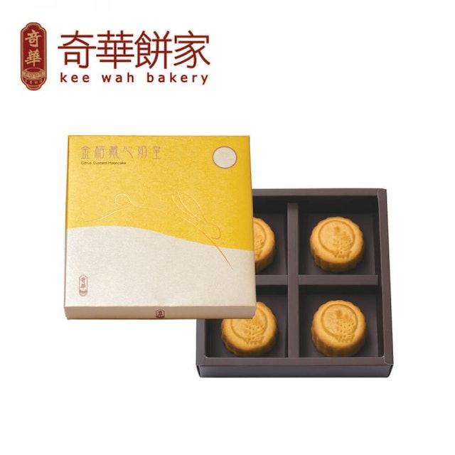 奇華餅家 金桔藏心奶皇禮盒 1