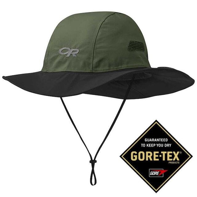 美國Outdoor Research Seattle Sombrero GTX 防水圓盤帽 Gore-Tex 1