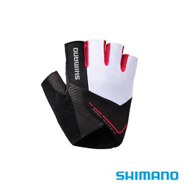 SHIMANO ADVANCED 自行車運動半指手套 1