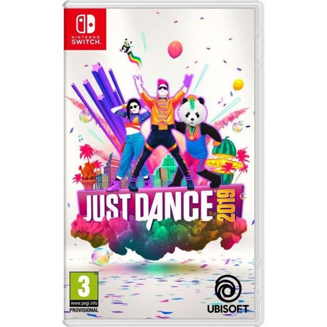 Just Dance舞力全開 2019  1