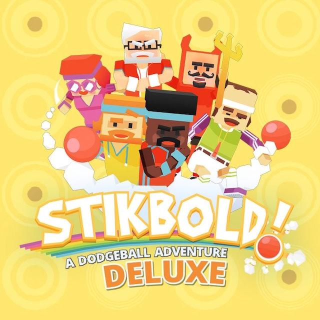 躲避球大冒險 Stikbold! A Dodgeball Adventure  1