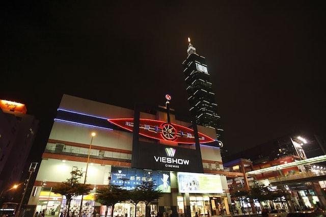 台北信義威秀影城 THX廳 1