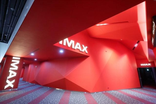 花蓮新天堂樂園威秀影城 新一代雷射IMAX影廳 1