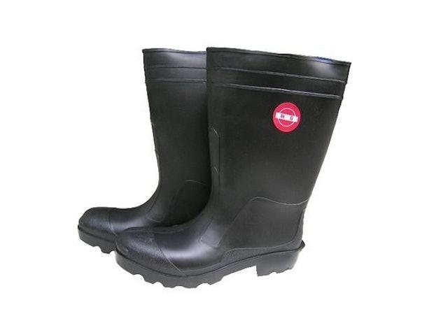 朝日牌 特厚耐力膠雨鞋 1