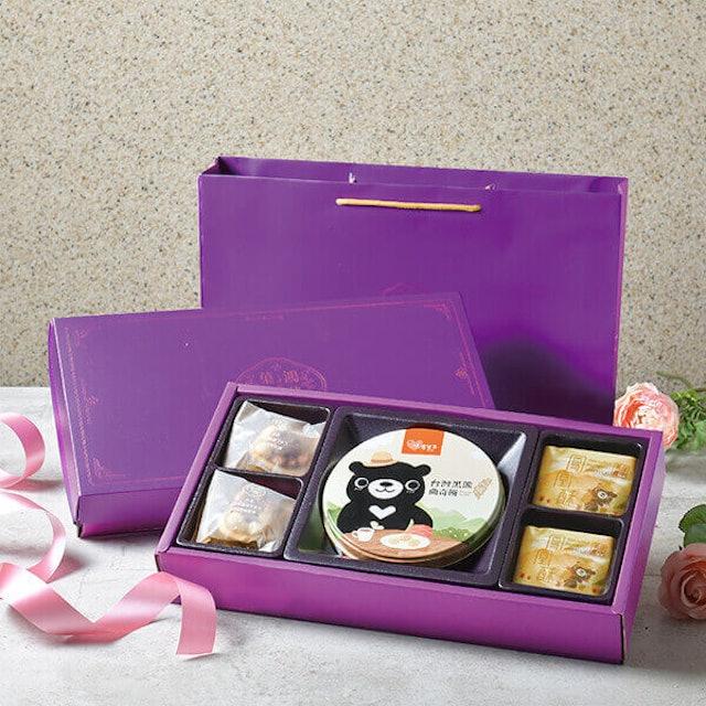 鴻鼎菓子 鳳凰來儀禮盒 1