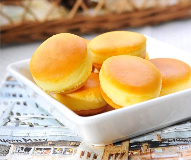 杏芳食品 乳酪球 1