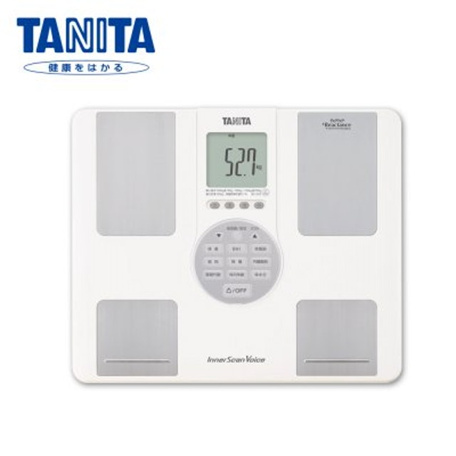 TANITA 十合一體組成計 BC-202 1