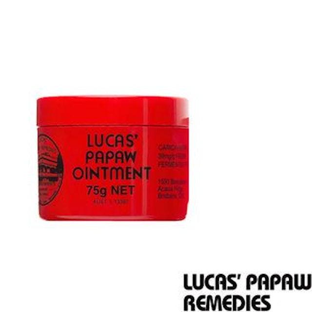 LUCAS' PAPAW REMEDIES 木瓜膏/75g 1