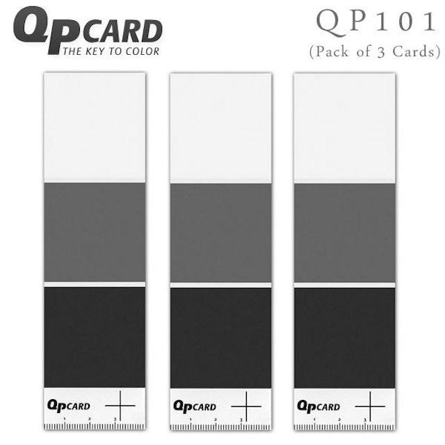 QpCARD 101 專業級灰卡 1