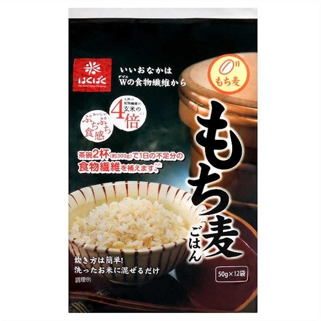 Hakubaku 黃金糯麥/600g 1