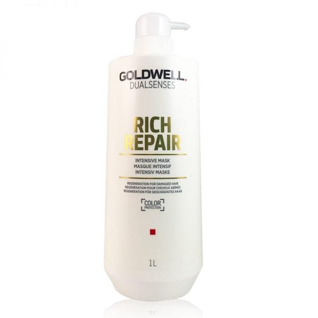 GOLDWELL 水感極水髮膜 1