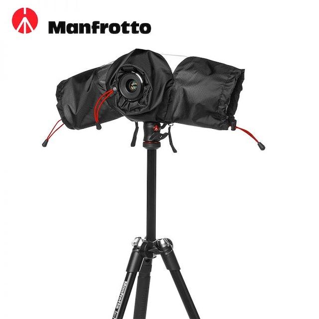 Manfrotto 旗艦級相機雨衣 E-690 1