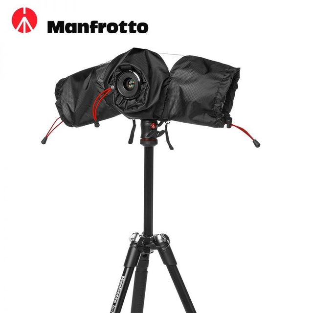 Manfrotto 旗艦級相機雨衣 E-690 1
