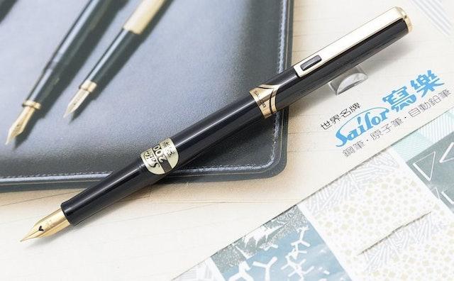 SAILOR寫樂 F4系列鋼筆 1