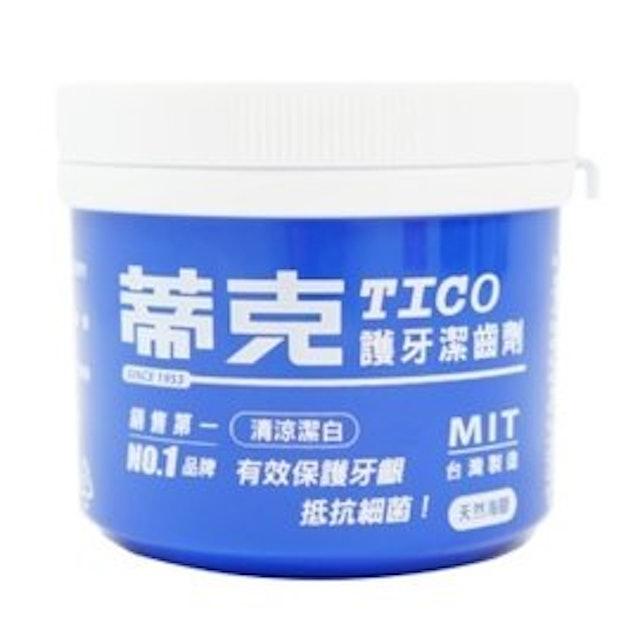 TICO蒂克 海鹽潔齒劑 1