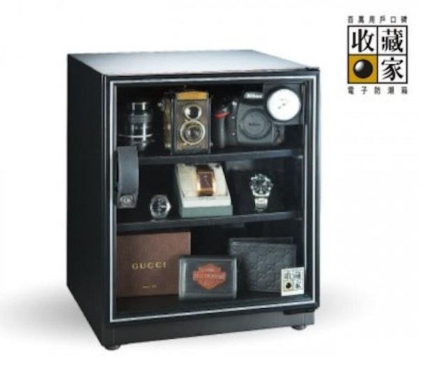 收藏家 電子防潮箱 65公升 1