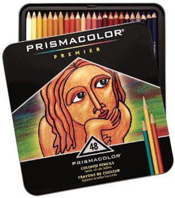 PRISMACOLOR PREMIER 頂級油性色鉛筆 48色 1