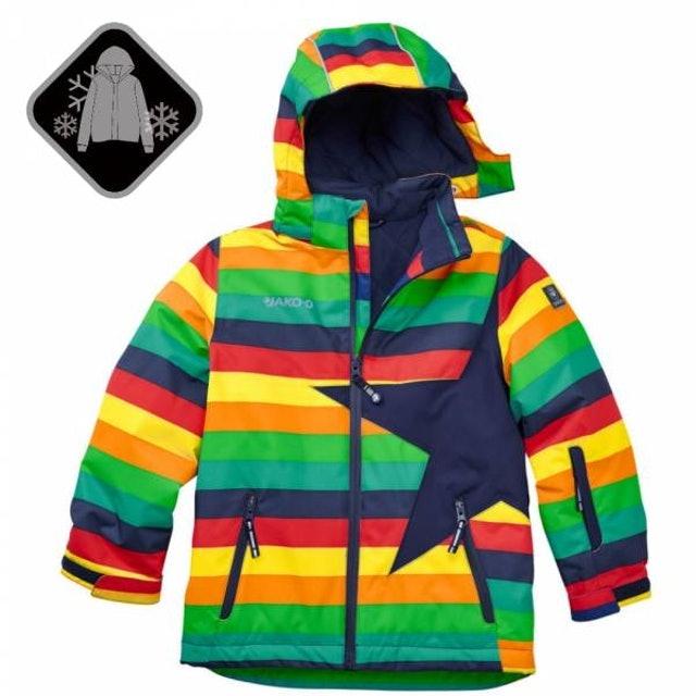 JAKO-O 經典星星雪衣外套 1