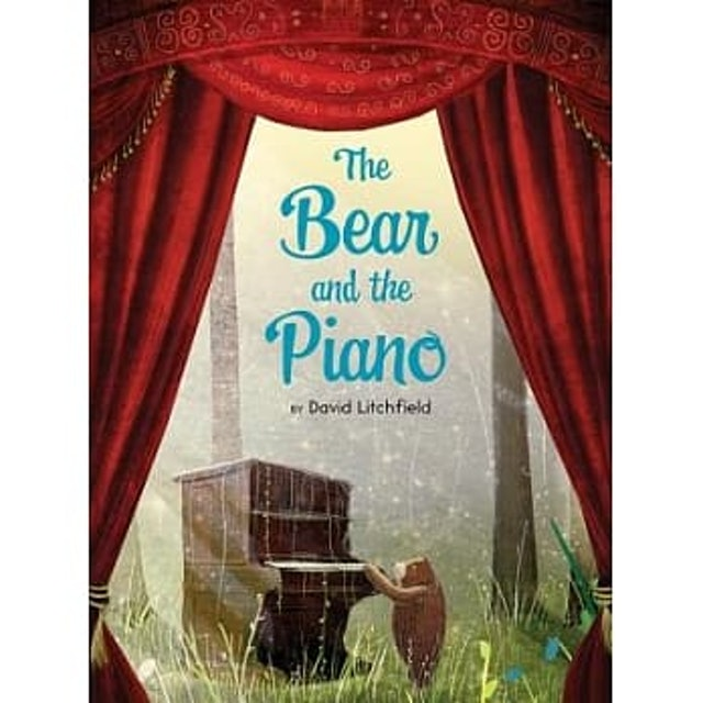 David Litchfield The Bear and the Piano 1