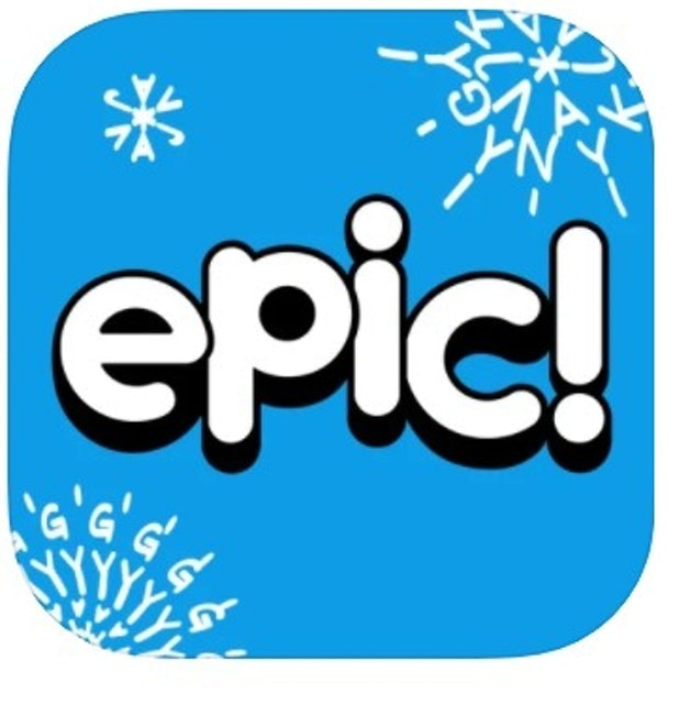 Epic!無限兒童讀物 1