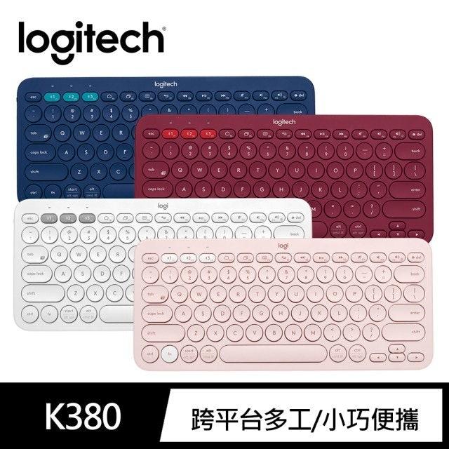 Logitech羅技 多工藍芽鍵盤 1
