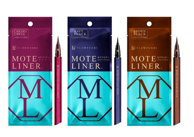 MOTE LINER  大和匠筆眼線液 1