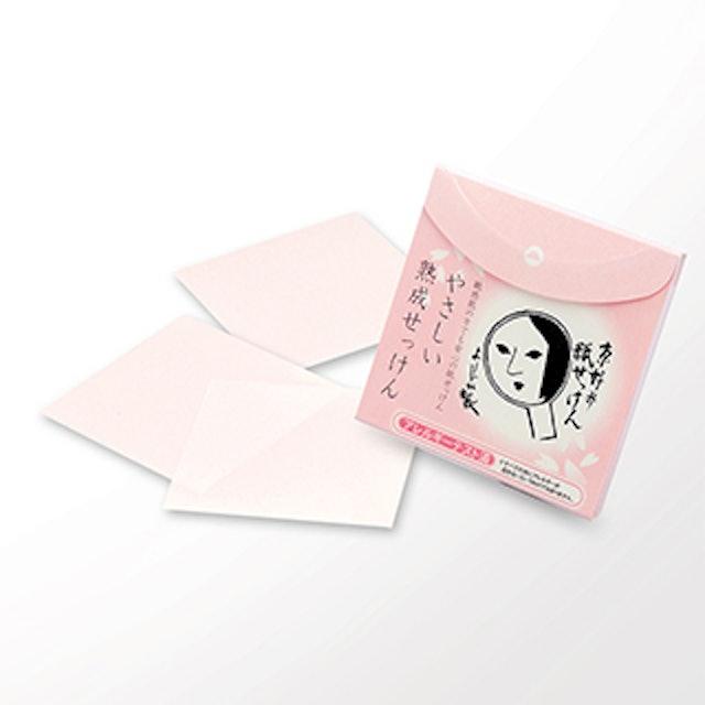 Yojiya 紙香皂 1