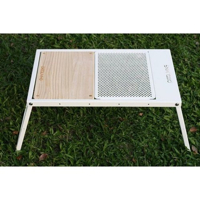 PICCA LIVING 鐵製露營折疊桌  1