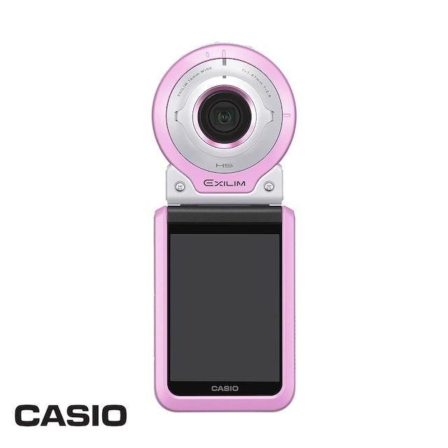 CASIO  美肌運動防水相機 1