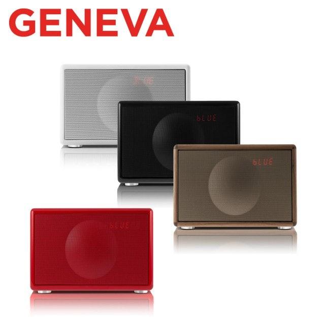 GENEVA Classic S HIFI 藍牙鬧鐘收音機喇叭 1