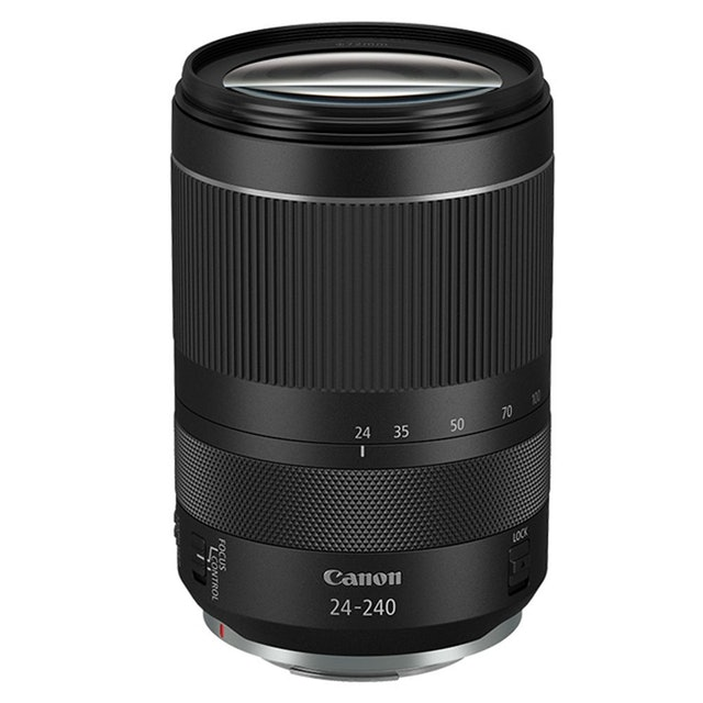 Canon RF 24-240mm F4-6.3 IS USM 1