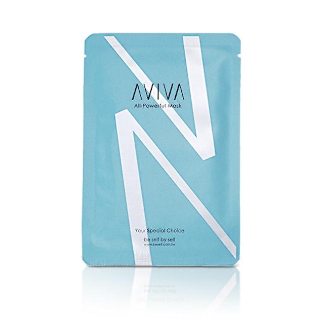 AVIVA 完美導入隱形面膜 1