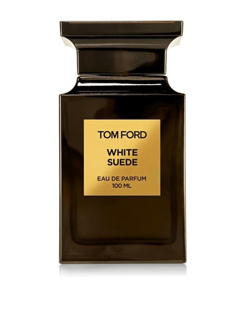 TOM FORD WHITE SUEDE 1