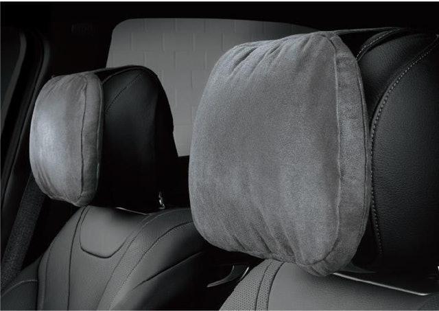 3D Mats 麂皮絨舒適頭枕 1