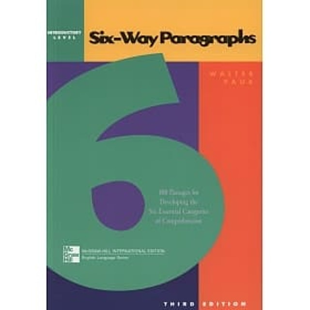 Pauk Six-Way Paragraphs 系列 1