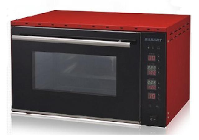 焙雅客  數位板半盤電烤箱 1