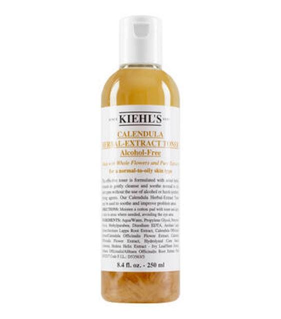Kiehl's契爾氏 金盞花植物精華化妝水 1