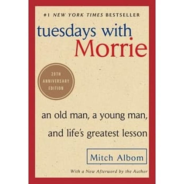 《Tuesdays With Morrie》 1