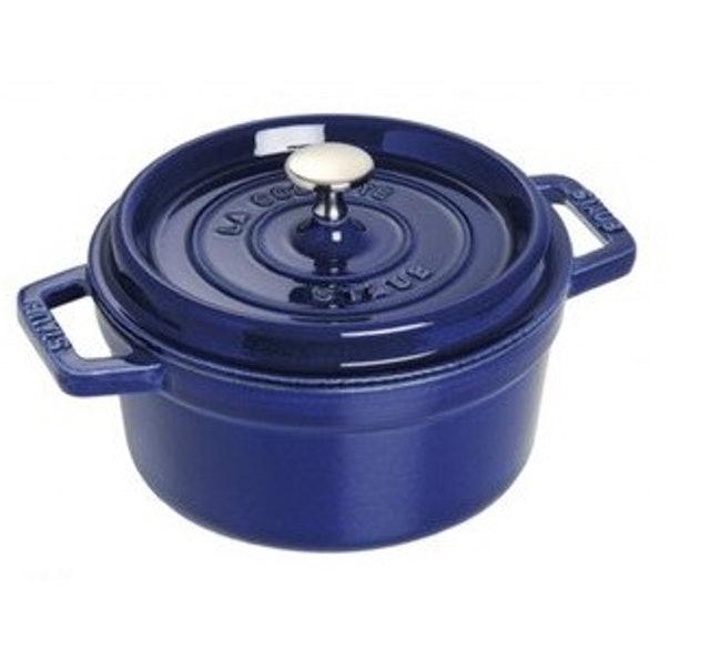 Staub  24公分 鑄鐵圓鍋 1